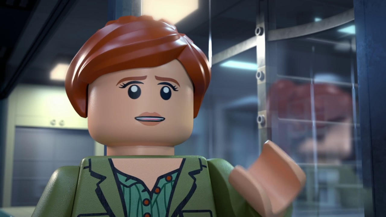LEGO Jurassic World: The Secret Exhibit – Official trailer ...