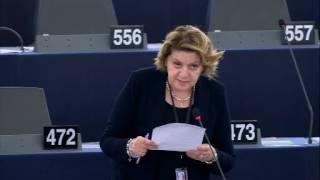 Intervento in aula di Caterina Chinnici sulla procura europea e Eurojust