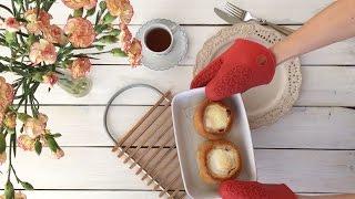 Jajko zapiekane w bułce - idealne na śniadanie I Przepisy Tradycyjne