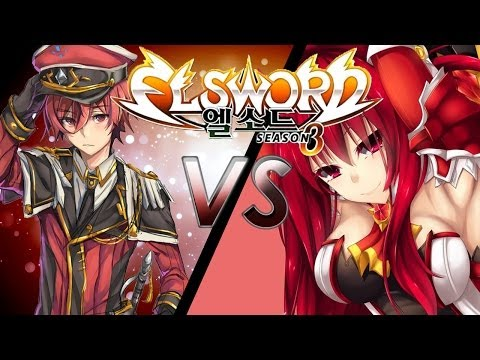 Elsword | 엘소드 [NA] Ep.83 Lord Knight vs Grand Master : Armageddon