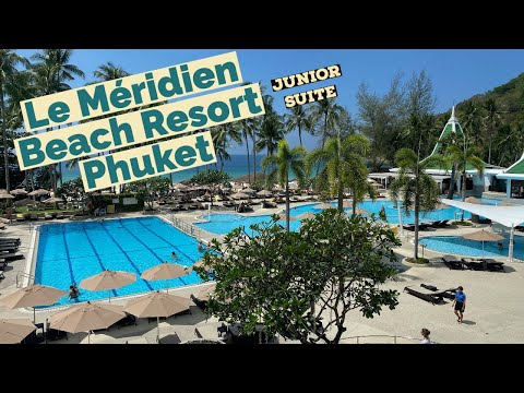 Le Méridien Phuket Beach Resort Phuket-Junior Suite