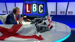 Nigel Farage: Make Brexit Day A Bank Holiday