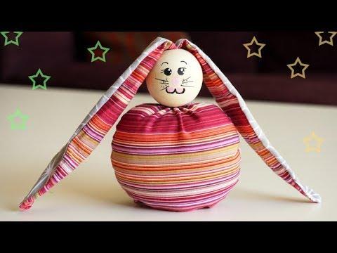Decorative Bunny Door Stopper - Ana | DIY Crafts