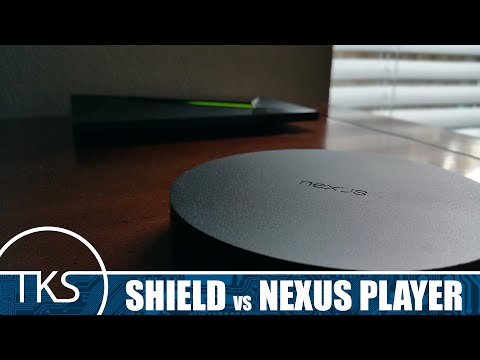 Android TV | Shield vs Nexus Player