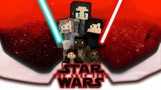 Star Wars The Last Jedi Minecraft Skin pack Release - DOWNLOAD