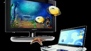 как подключить ноутбук к телевизору(как подключить ноутбук к телевизору ссылка на видео http://youtu.be/kFSLs8YNp2E мой youtube канал: http://youtube.com/subscription_center?add_use..., 2013-12-07T21:00:17.000Z)