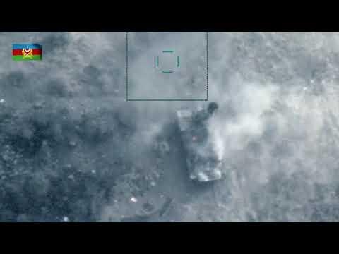 Azerbaycan, Ermenistan'a ait M-55 uçaksavarı imha etti