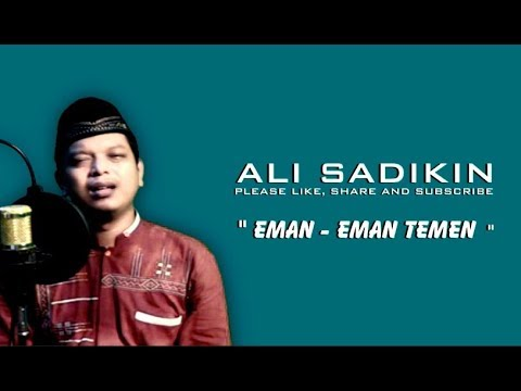 Really Beautiful Javanese Old Version | Eman - Eman Temen [Original Clip HD720p]