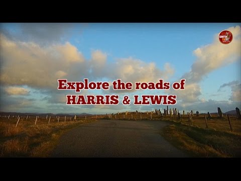 The Outer Hebrides   Explore the roads of Harris & Lewis
