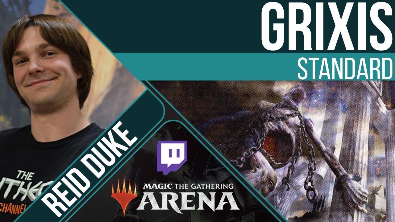 Grixis - Standard | Reid Duke