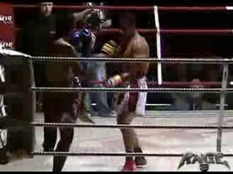 MuayThai Fawaz Abdin VS Danny Rodriquez - Built to Ruin - Rage Fighting Series