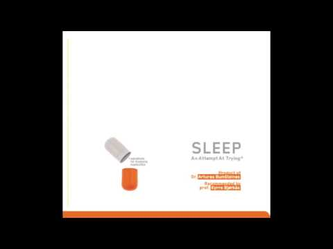 Bôłt Records | Arturas Bumšteinas: SLEEP (AN ATTEMPT AT TRYING) | 4. We Watch TV