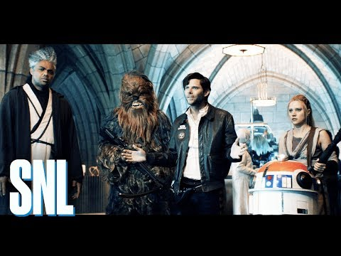Download Youtube: Cut for Time: Star Warriors - SNL