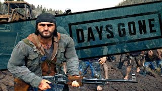 Zombie Horde & 100% Jagd 2.0 ★ Days Gone ★#09★ PS4 Pro Gameplay Deutsch German