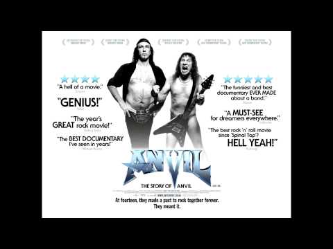 Anvil! The Story of Anvil- Credits