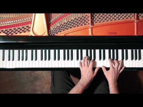 Debussy Arabesque No2  TUTORIAL  P Barton, piano