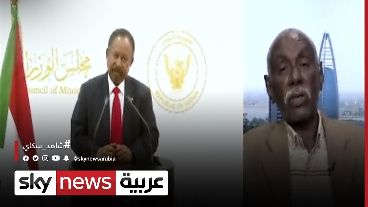 عبدالله حمدوك: يجب وقف التصعيد بين كل الأطراف واللجوء للحوار  - نشر قبل 1 ساعة