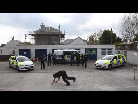 West Cornwall Special Constabulary #runningmanchallenge