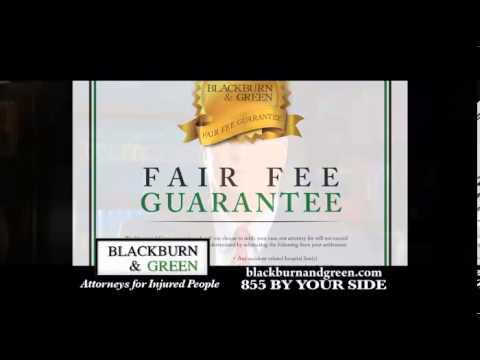 Blackburn & Green Fair Fee Guarantee