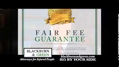 Blackburn & Green Fair Fee Guarantee