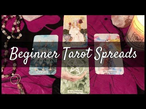 Basic Tarot Card Spreads For Beginners