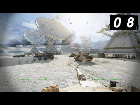 Call of Duty Ghosts Campaign - Part 8 - All or Nothing