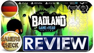 Badland: Game of the Year Edition - Review