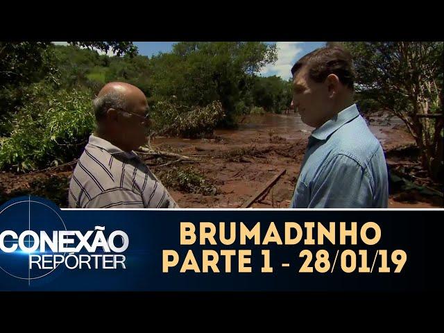 Brumadinho - Parte 1 | Conexão Repórter (28/01/19)