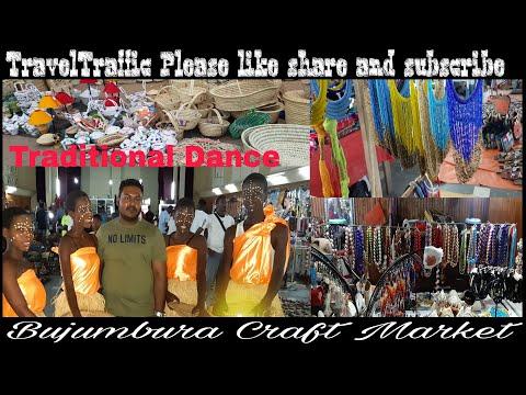 Burundi II Bujumbura II Bujumbura Craft Market II Friendly people II Local Shopping II Local dance
