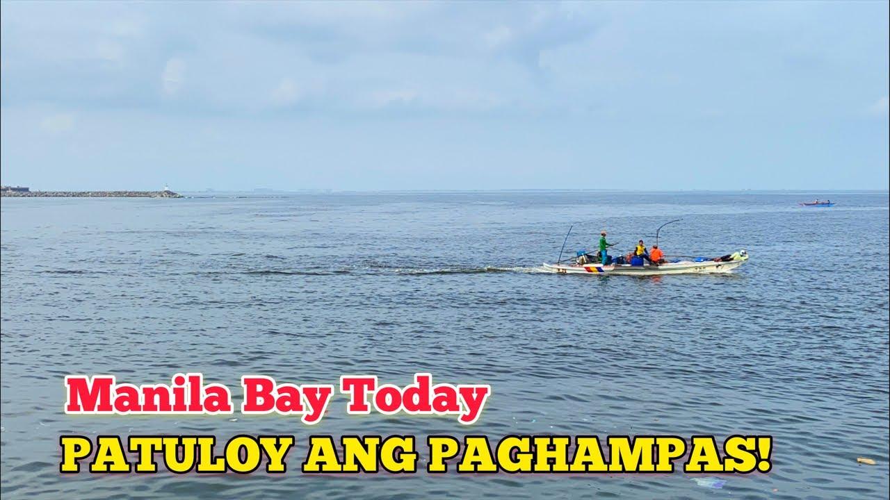 Download MANILA BAY PATULOY ANG PAGHAMPAS!
