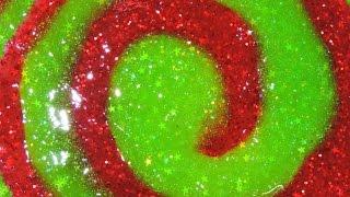 Christmas Slime Thumbnail