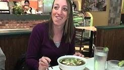 CHRISTY EATS PHO (VIETNAMESE NOODLE SOUP)