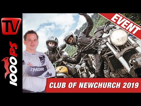 Club Of Newchurch 2019 - Event Video vom Motorrad Festival