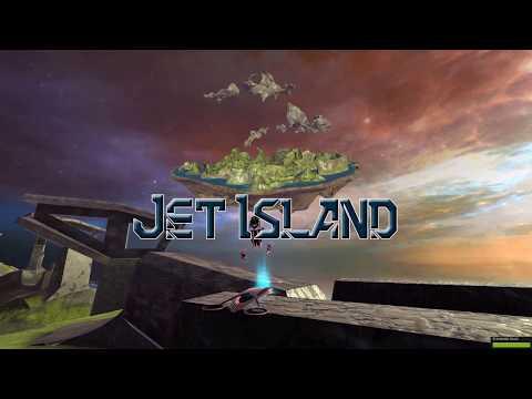 Jet Island - VR High Speed Physics! [Developer Log #7]