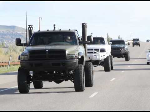 Dieselsellerz Truck Giveaway >> Built Diesel 3 Giveaway Trucks - YouTube