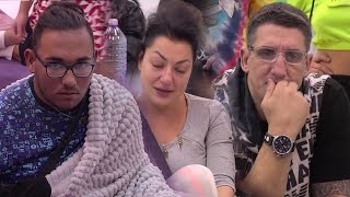 Zadruga 4 - Sandra, Kristijan i ostali u suzama zbog Nece  - 11.11.2020.