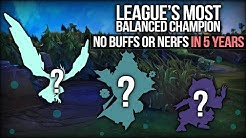 Who Is League of Legends' Most Balanced Champion?
