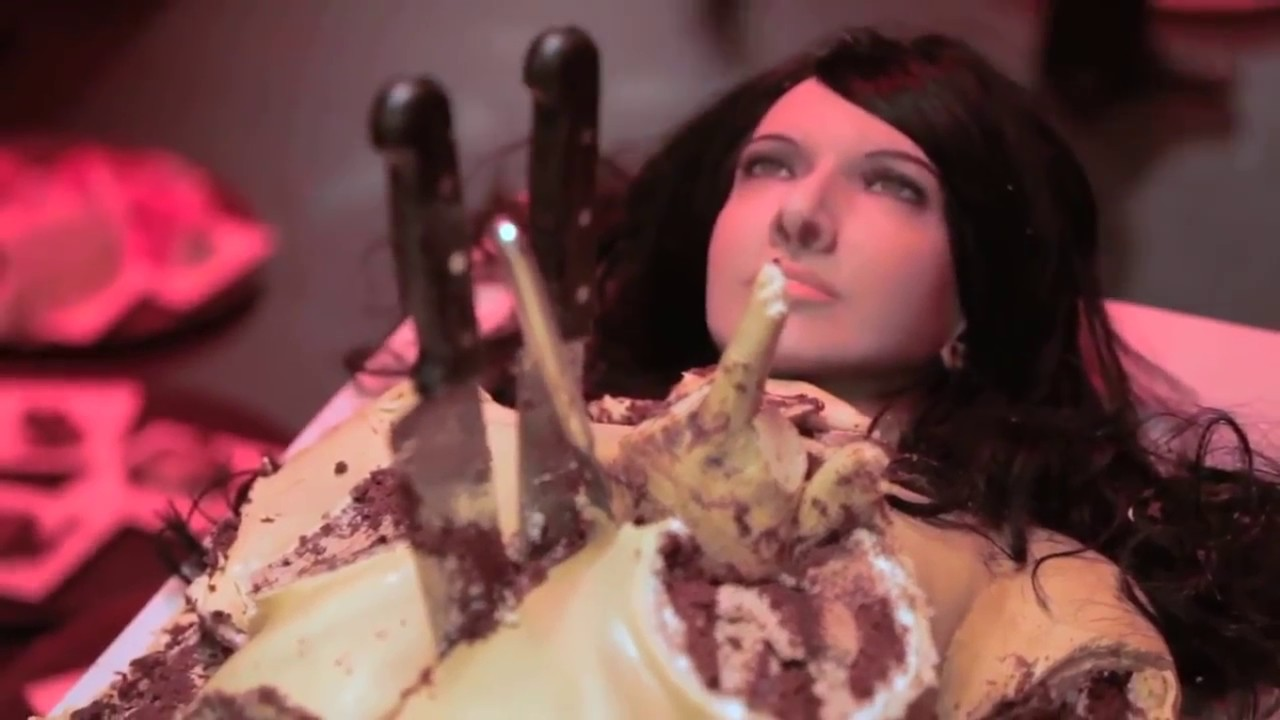 Spirit Cooking with Marina Abramović: The First Cut Is the Deepest