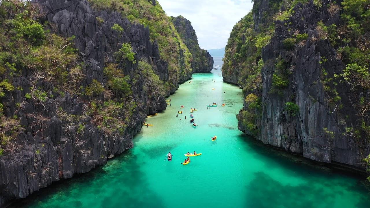 The Big Lagoon In El Nido Palawan Journey Era