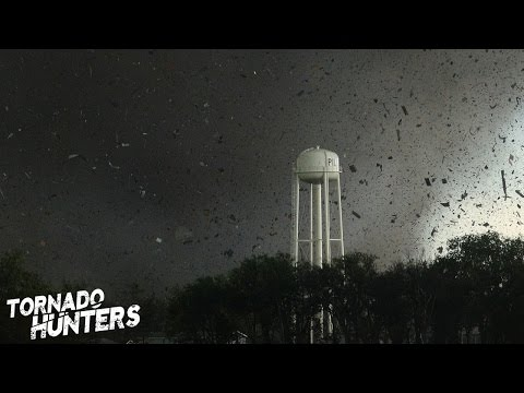 Buildings flying through the air! Deadly Nebraska Tornado