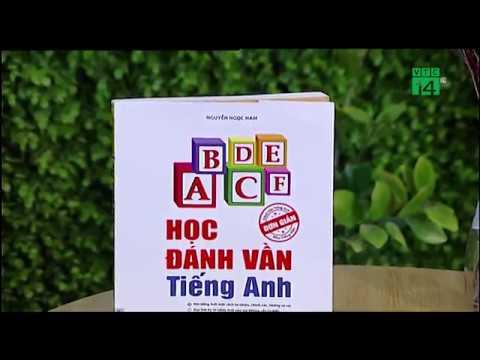 sách học đánh vần tiếng anh - VTC14   Chàng trai tìm ra quy tắc đánh vần tiếng Anh độc đáo