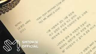 [STATION] 유영진 X D.O._Tell Me (What Is Love)_Prologue