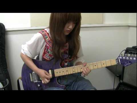 Miki Kato -Shy Boy (David Lee Roth)