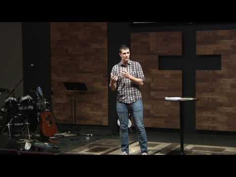 """Extraordinary to Ordinary"" John 13:18-30 Lincoln Crossroads Church. Sean Swihart"