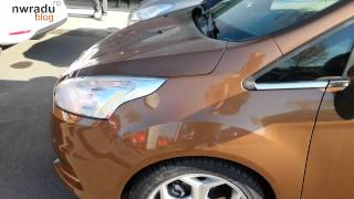 Ford B-MAX, the video tour