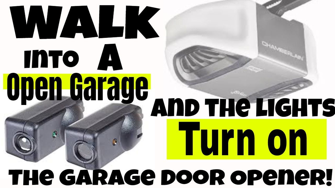 Chamberlain Garage Door Opener Light Cover