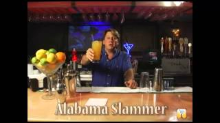 Alabama Slammer Video Drink Recipe