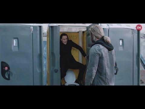Thor Ragnarok Deleted Scenes Dr Strange, Yondu, Luki comedy moments | HD