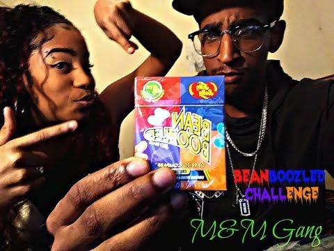 M&M Gang's Bean Boozled Challenge!!!
