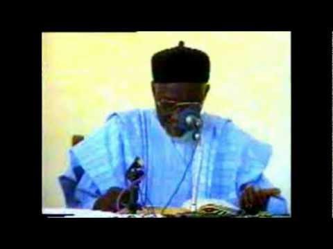 Sheikh Muhammad Abba Aji (Hakkokin Ma'aurta)